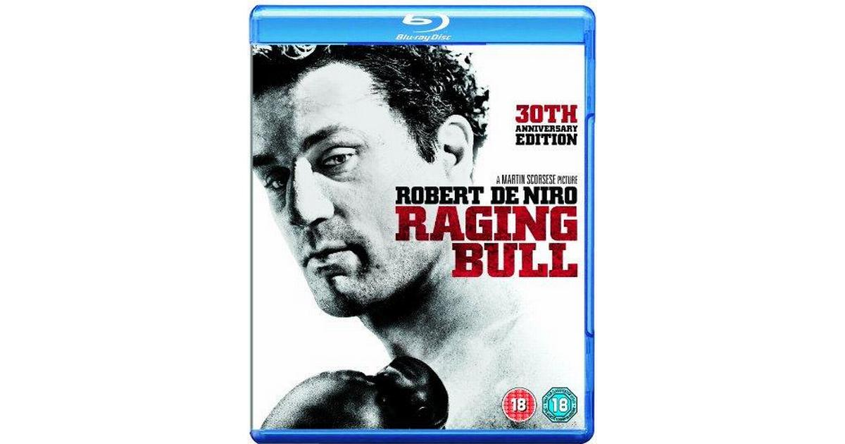 Raging Bull 30th Anniversary Special Edition Blu-ray 1980 ...